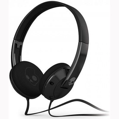 Uprock Over Ear Headphones (Black)(S5URFZ-033)