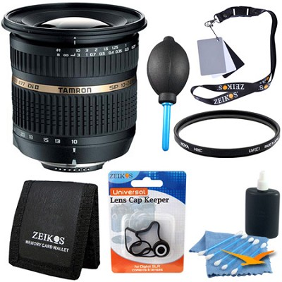 10-24mm F/3.5-4.5 Di II LD SP AF Aspherical (IF) Lens Kit For Canon EOS