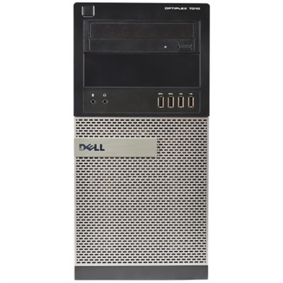 Optiplex 7010 3rd Gen Intel i5 3470 Mini Tower Computer - Refurbished