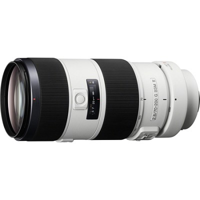 70-200mm F2.8 G SSM II Camera Lens - OPEN BOX