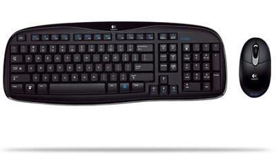 Cordless Desktop EX100 Keyboard & Mouse