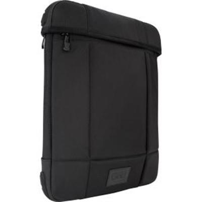 12.9` Grid Mil Spec Rugged Vertical Slipcase in Black for iPad Pro - TSS900GL