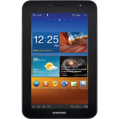 Galaxy Tab 7.0` Plus 16 GB with Wi-Fi