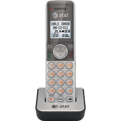 DECT6.0 DIGITAL Phone Accessory Handset Only - CL80101