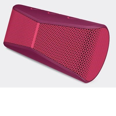 X300 Mobile Wireless Stereo Speaker in Red - 984-000401