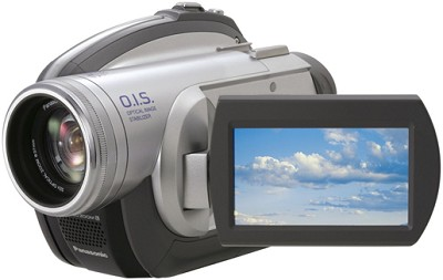 VDR-D210 DVD Camcorder With 32x Optical Zoom, 2.7` LCD Screen