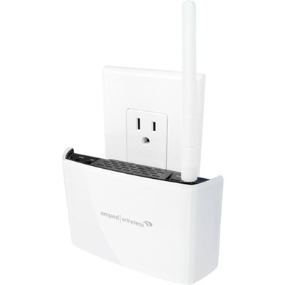 High Power Compact AC Wi-Fi Range Extender (REC15A) - OPEN BOX