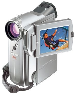 Optura 300 MiniDV Camcorder