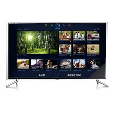 UN50F6800 - 50` 1080p 120hz3DSmart Micro Dimming LED HDTV /3D Glasses - OPEN BOX