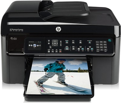 MF HP PS Prem Fax AIO Printer C410a