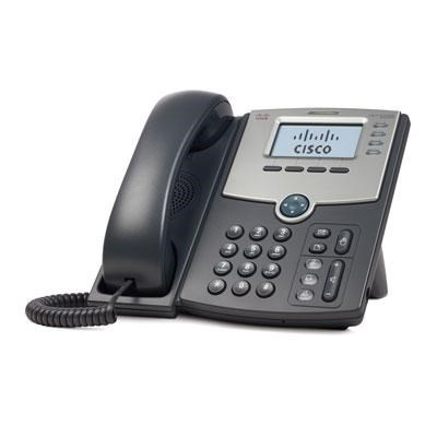 4 Line IP Phone With Display