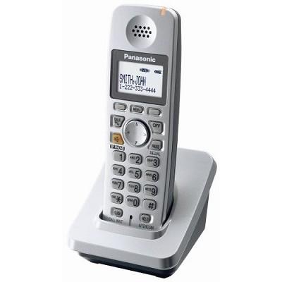 KX-TGA600S Silver 5.8 GHz Add on Handset