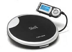 SlimX IMP-550 CD/MP3 Player