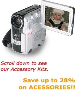 GR-DX97 MiniDV Camcorder