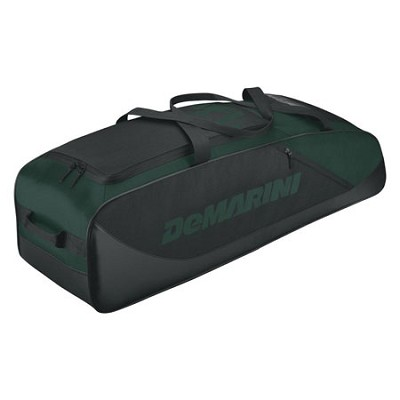 D-Team Bat Bag, Dark Green WTD9404DG