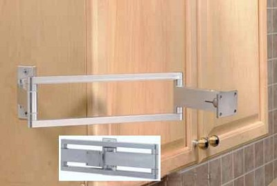 Articulating Wall Arm & Cabinet Side Mount for select LCD TV's