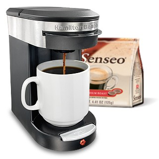 Personal Cup One Cup Pod Brewer