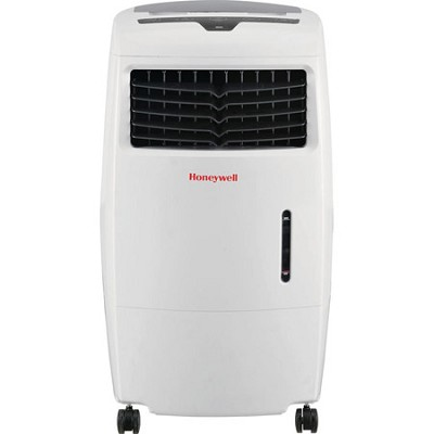 CL25AE 52 Pt. Indoor Portable Evaporative Air Cooler with Remote Control - White