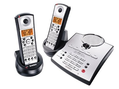 TRU5865-2  5.8 GHz Cordless Phone With Dual Handsets & Extra Charger
