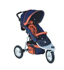 TriMode Runabout Stroller (Sunrise Navy)