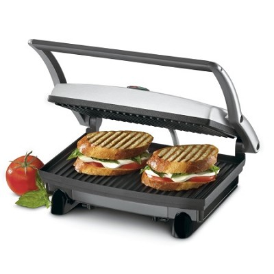 GR-1 Griddler Panini and Sandwich Press - Factory Refurbished