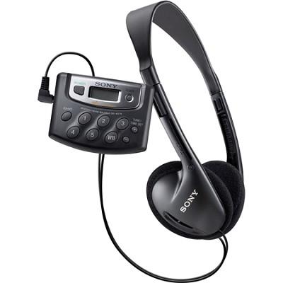 SRF-M37W Walkman Digital Tuning Weather/FM/AM Stereo Radio