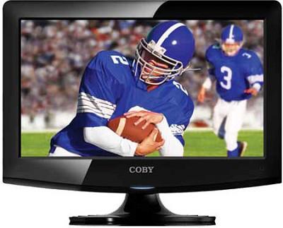 15.6` Wide Screen ATSC Digital LCD TV/Monitor & HDMI Input
