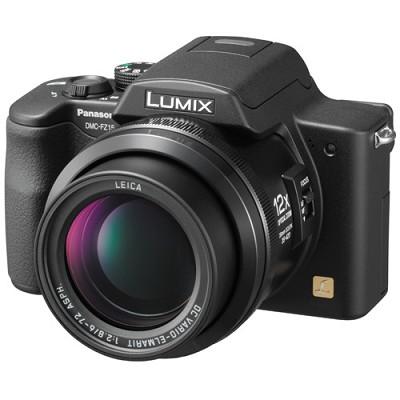 Lumix DMC-FZ15K Digital Camera (Black)