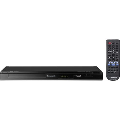 DVD-S48 Progressive Scan DVD Player