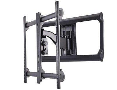 VLF210 - Full Motion Wall Mount for 37` - 65` TVs (Extends 10` from wall)