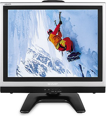 AQUOS LC-15S2US 15` 4:3 LCD Television Flat-panel TV