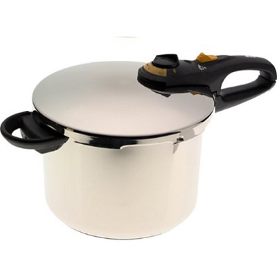 Duo 4 Quart Stainless Steel Pressure Cooker