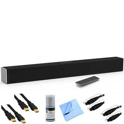 SB2920-C6 - 29-Inch 2.0 Soundbar with Bluetooth Plus Hook-Up Bundle
