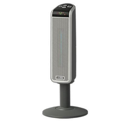 30` Digital Ceramic Pedestal Heater with Remote Control - 5397