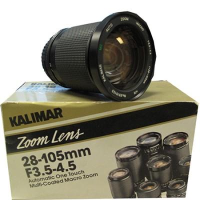 28-105mm F3.5-4.5 Manual Lens for Nikon (AIS) - OPEN BOX
