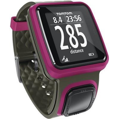 Runner GPS Watch (Pink)