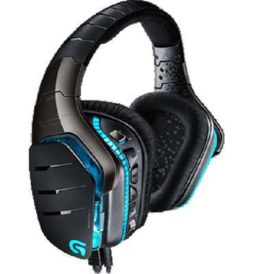 G633 Artemis Spectrum RGB 7.1 Surround Sound Gaming Headset - 981-000586