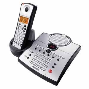 TRU5885 5.8 GHz Cordless Phone with Digital Answering System
