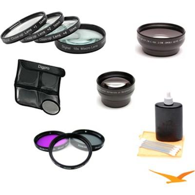 Fully Loaded 58mm Lens Kit
