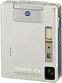 Dimage XG Digital Camera