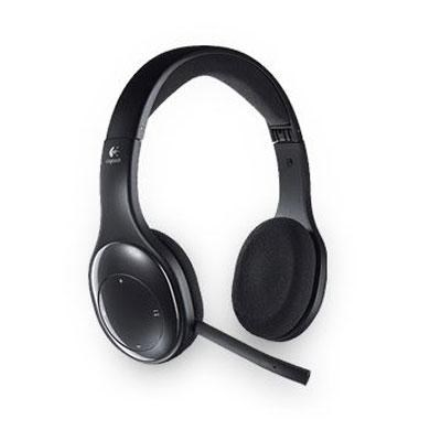 H800 Wireless Headset for PC Tablets and Smartphones - 981-000337