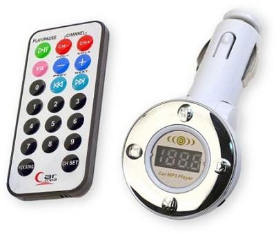 SmartSound MP3 USB FM Modulator with FM Transmitter