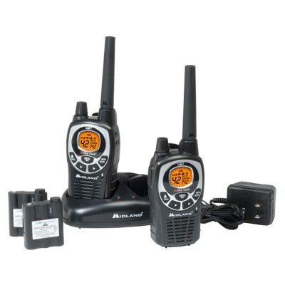 X-TRA TALK GMRS 2-Way Radio with 34-Mile Range