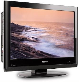 22AV600U - 22 inch High-definition LCD TV (Hi-Gloss Black)