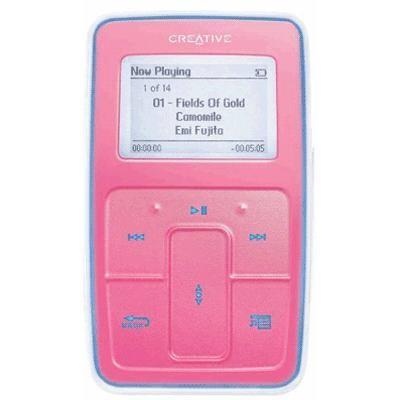 Zen Micro {Pink} 5gb MP3 Player