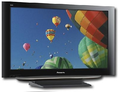 TH-42PZ85U - 42` High-def 1080p Plasma TV (open box/ scratched screen)