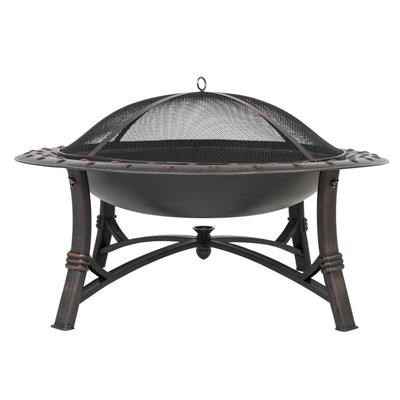 La Hacienda Alabama X-Large Firepit - 58188US