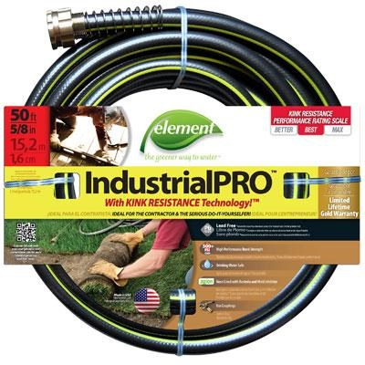 50' Element Drink Safe Hose - CELIH58050