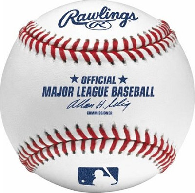 Official Major League Baseball - OPEN BOX