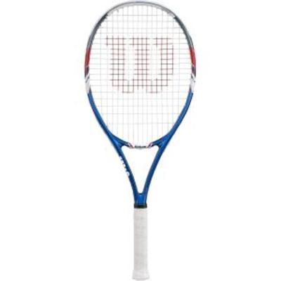 US Open Adult Strung Tennis Racket - WRT32560U-3